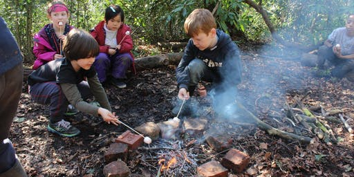 Kids adVentures Whitefield Forest School Holiday Club, 6-12 years, October Half Term 2019