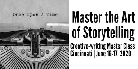 Master the Art of Storytelling in Cincinnati tickets