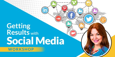Getting Results With Social Media - Auckland tickets