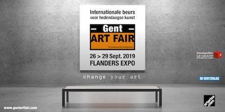 Gent ART FAIR billets
