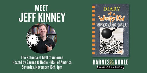 Diary of a Wimpy Kid: The Wrecking Ball Show at the Mall of America - 1 PM