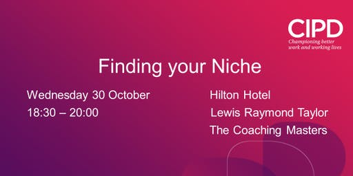 Finding Your Niche (and other tips)