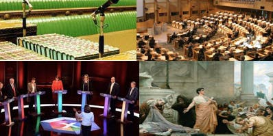 The Crisis of Rhetoric: Renewing Political Speech and Speechwriting