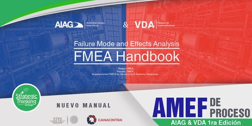 AMEF de Proceso AIAG & VDA 1ra Edición