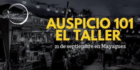 Auspicio 101 en Mayaguez tickets