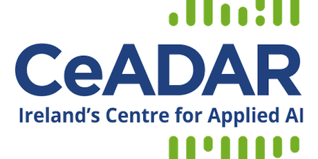 CeADAR Accelerate -  Leveraging Funding for Collaborative R&D with the CeADAR Centre tickets