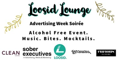 Loosid Lounge, Alcohol-Free Sober Event