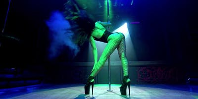 POLE STARS, an Exotic Pole Dance Competition