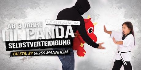 Kinder Selbstverteidigung Akademie ab 3 Jahren in Feudenheim  Tickets