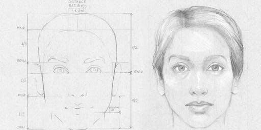 Art Class: Portrait Drawing 101 - Short Hills