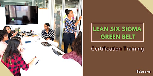 Lean Six Sigma Green Belt (LSSGB) Certification Training in  Fredericton, NB