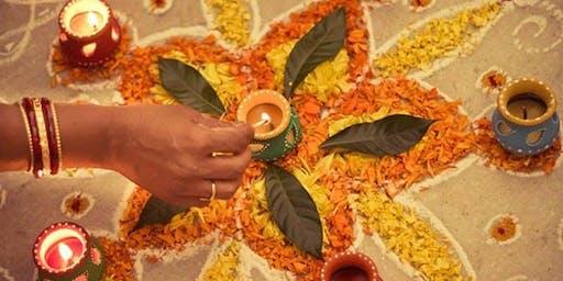 Arts of India- Celebrating Diwali