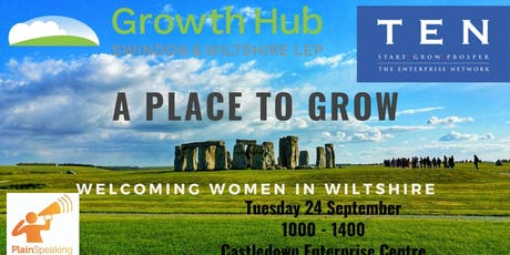 Welcome to Wiltshire - Your Place to Grow tickets