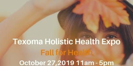 Texoma Holistic Health Expo tickets