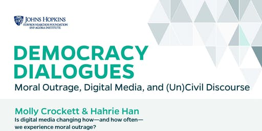 Moral Outrage, Digital Media, and (Un)Civil Discourse