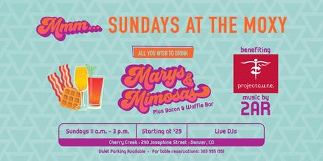 All You Wish to Drink | Mmm... Sundays benefiting Project C.U.R.E tickets