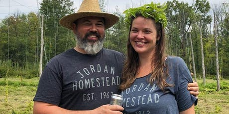 Jordan Homestead Farm Brewery Fundraiser tickets