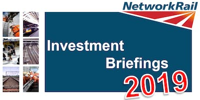 Network Rail - Investment Briefings 2019 - Manchester