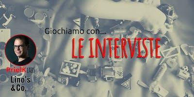 PrielK lab - Le Interviste