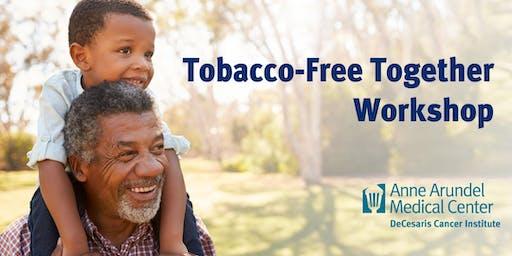 Tobacco Free Together Workshop