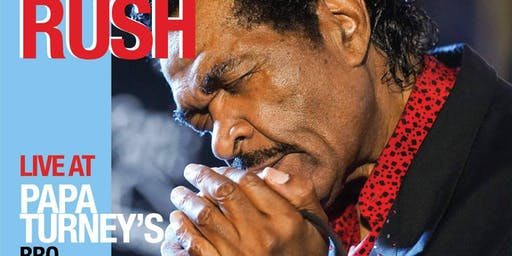 Bobby Rush Sold OUT!