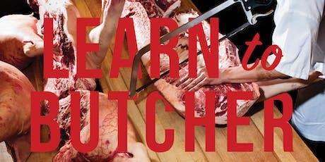 Pig Butchery Class 10/27 tickets