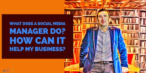 JRH Graphics Spotlight Presentation: What Exactly Does A Social Media Manager Do?
