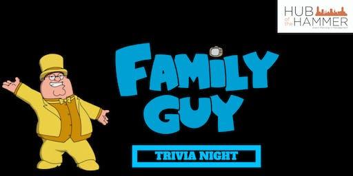 Family Guy Trivia Night - Waterdown