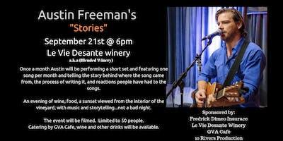 "Austin Freeman's ""Stories"""