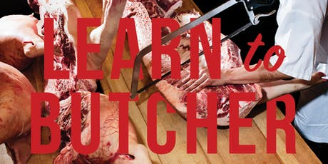 Pig Butchery Class 11/17 tickets