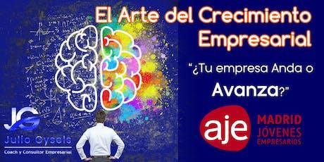 El ARTE del Crecimiento Empresarial tickets