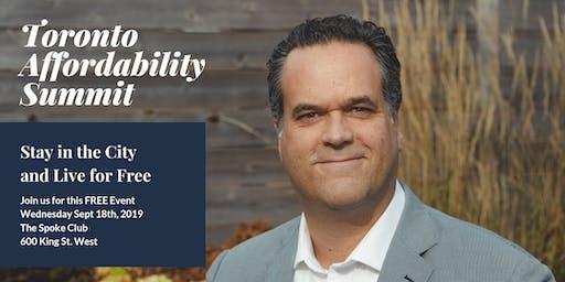 Toronto Affordability Summit