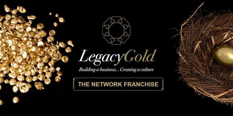 Legacy Gold: The Network Franchise tickets