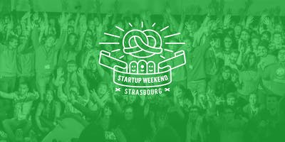 Techstars Startup Weekend Strasbourg 11/19