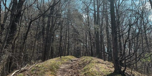 Beginner Backpacking on the Ice Age Trail, Wisconsin Oct 4-5th