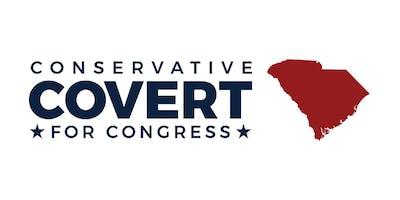 BBQ & Brews Fundraiser! Meet Mike Covert, NEXT US Congressman