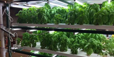 Gro-op Vertical Farming Class at the Co-op! tickets