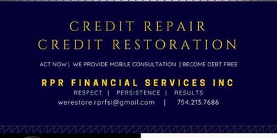 Credit Restoration 101