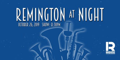 Remington At Night - A Charm City Late Night Talk Show with Live Jazz tickets