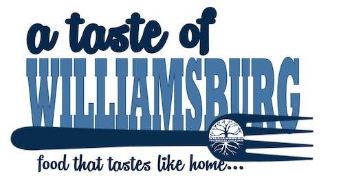 Taste of Williamsburg 2019