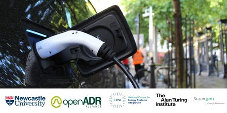 Electric Vehicles and Demand Response using OpenADR tickets
