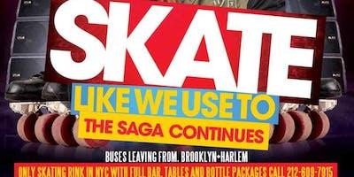 Skate Like We Use To