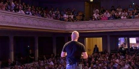 Conférence Sorties de Zone à Paris (billet privilège gratuit) billets