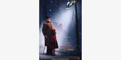 Newcastle - Santa's Rooftop Cinema X Miracle on 34th Street