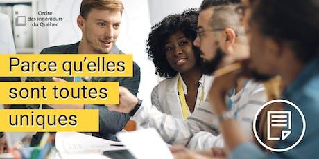 Formation : MS Excel Intermédiaire pour ingénieur billets