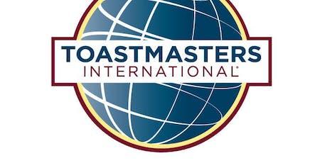 Toastmasters Portlaoise tickets