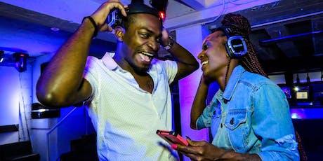 "Urban Fêtes presents: SILENT ""TRAP & TWERK"" PARTY DALLAS tickets"