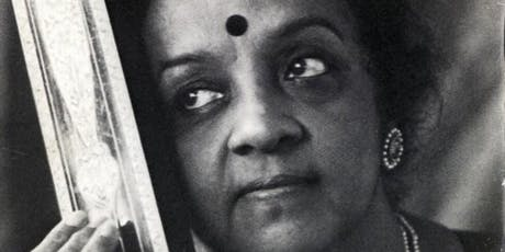 Poignant Song: The Life and Music of Lakshmi Shankar - A Reading & Conversation tickets