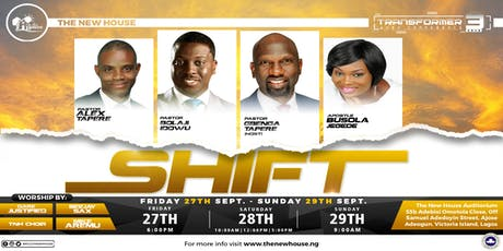 TRANSFORMER WORD CONFERENCE || SHIFT tickets