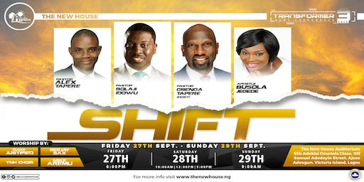 TRANSFORMER WORD CONFERENCE || SHIFT